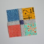 Simple Quilt Sampler Block #31