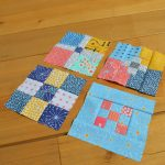 Simple Sampler Quilt Block #32