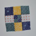 Simple Quilt Sampler Block #30