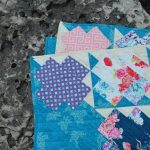 Skopelos Fabric Showcase Quilt
