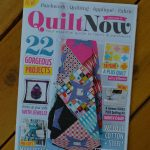 "Quilt Now issue 11, Featuring ""Spectrum"" Quilt"