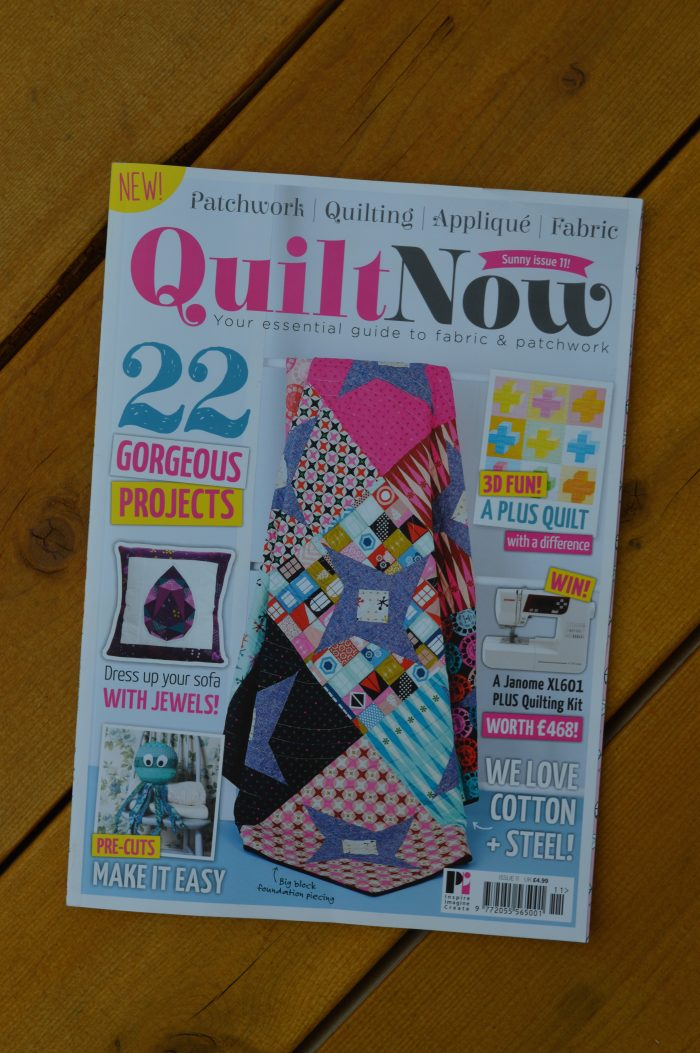 Quilt Now Magazine issue 11