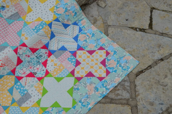 Gossamer quilt pattern by Color Girl quilts