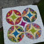 Finally Finished: Mini Eclipse Quilt