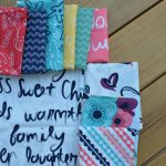 For the Love of Fabric: Happy Home