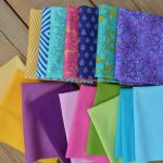 For the Love of Fabric: True Colors