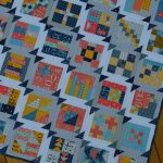 Summer Blockbuster Quilt-Along: A Simple Sampler