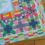 Aviatrix Quilt: A Checker Border