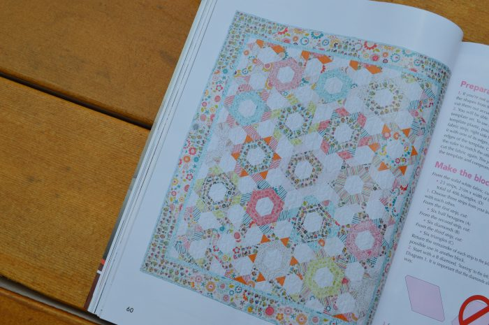 Quilters Companion quilt patterns with precut fabrics
