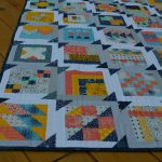 Blockbuster Sampler Quilt: Cutting and Sewing