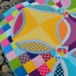 Bloggers' Quilt Festival! The Little Bikini Quilt