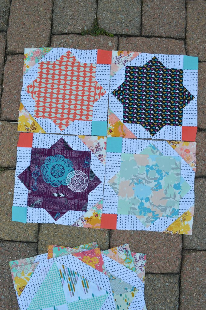 free quilt pattern, talia quilt with Art Gallery Fabrics