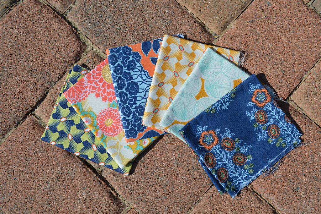 Joel dewberry fabrics for Free Spirit fabrics, Giveaway