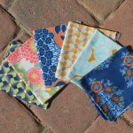 Giveaway! fabric and quilt pattern