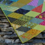 Machine Quilting With Style: Broken V Quilt