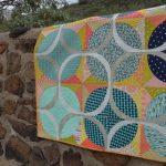 New! Ring Around Quilt in Quilters' Companion