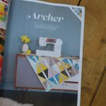 Archer Quilt Pattern Featured in Quilt Now