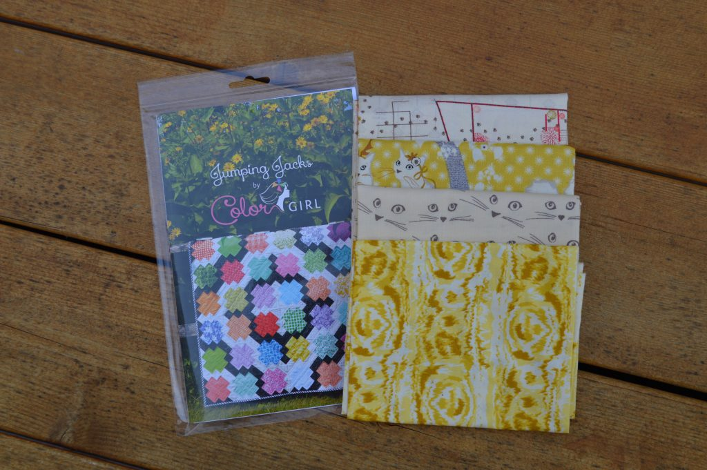 quilt fabric and pattern giveaway