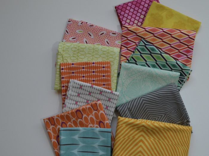 For You fabrics by Zen Chic for Moda fabrics