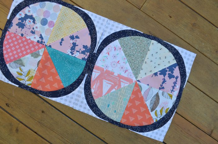 Coastal quilt by sharon mcconnell, with Curved piecing