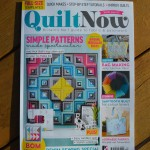 New! Fly Over Quilt Featured in Quilt Now