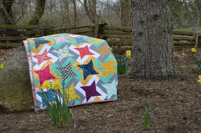 FlyOverQuilt by Color Girl quilt pattern