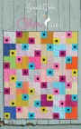 JewelBox quilt pattern cover by Color Girl quilts