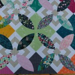 Finished Quilt Top! Sew Fun Curves