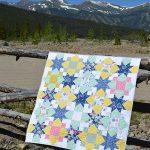The Sketchbook Lucky Baby Quilt