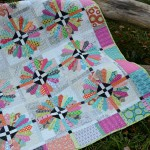 Quilters' Companion: Scrappy Dresden Quilt