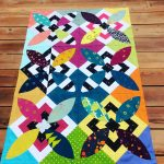 Summer Bloom Quilt, take 2