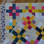 Vivid Grid Quilt in Quilts and More