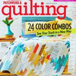 American Patchwork and Quilting: Wavelength Quilt