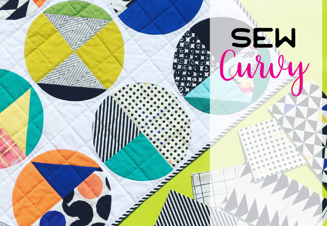 Curved Piecing with Color Girl Quilts, Sharon McConnell