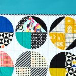 Capsules and Curves Make Graphic Quilts