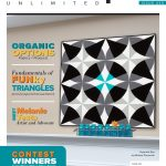 Modern Quilts Unlimited: New Hexi Quilt