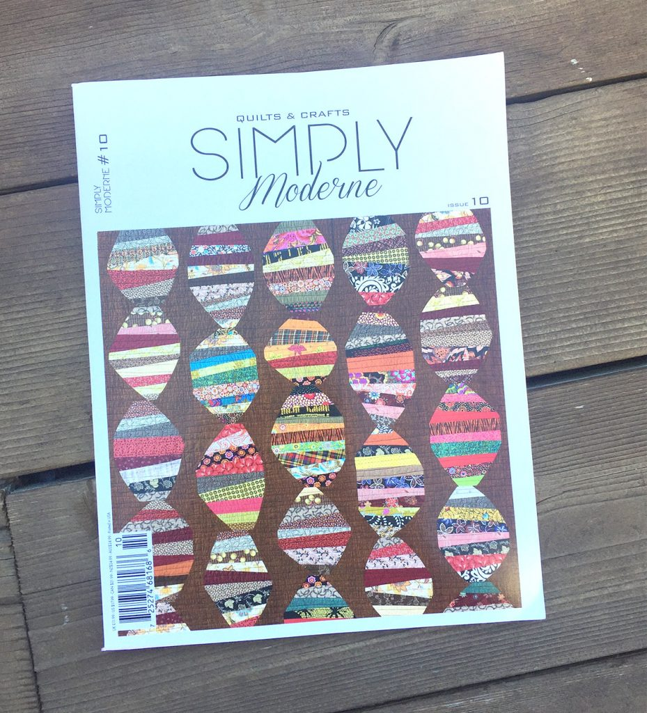 New Lagom In Simply Moderne Magazine Color Girl Quilts