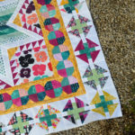 Pixie Medallion Quilt Along: Shoo-Fly Border