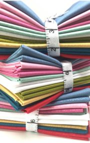 Tilda devonstone square solid fabric bundles for quilting by Color Girl