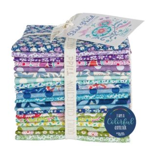 Tilda fabrics Bird Pond fabric collection sold by Color Girl Quilts