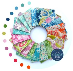 Sun Kiss quilting bundle by Tilda Fabrics sold by Color Girl Quilts