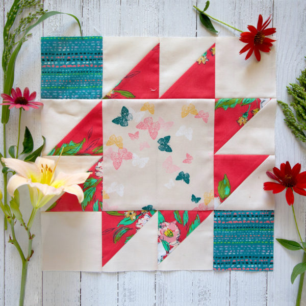 Signature fabrics by Art Gallery fabrics, designer Sharon Holland, sold by Color Girl Quilts