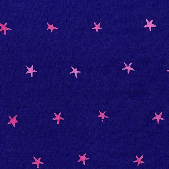 Observatory batik fabric by Alison Glass, sold by Color girl quilts