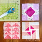 All About Flying Geese: Cute Sampler Blocks