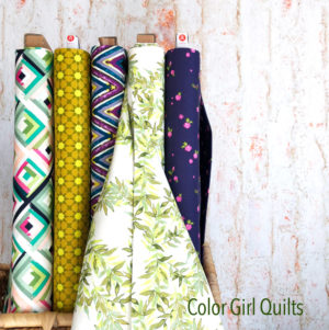 Art Gallery Fabrics by BarJ sold by Color Girl Quilts