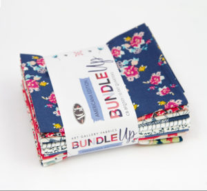 Americana fabric bundle for quilters, by Art Gallery fabrics, sold by Color Girl quilts