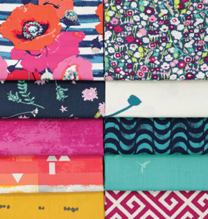 katarina roccella fabrics designer bundle by Art Gallery Fabrics, sold by Color Girl Quilts