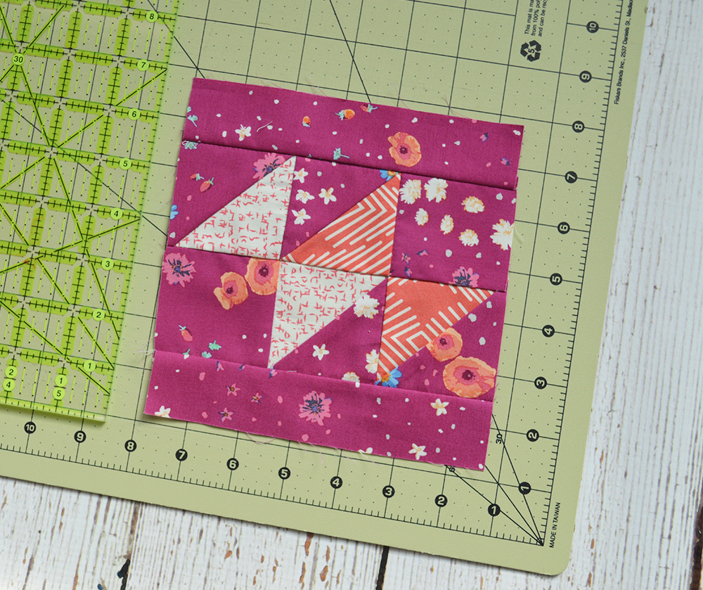 Super simple sample quilt blocks, free tutorials by Color girl Quilts