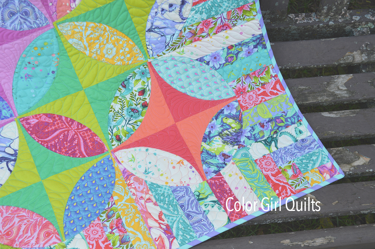 Tula Pink Pinkerville Bundle Color Girl Quilts By Sharon Mcconnell