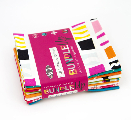 written fat quarter bundle sold by Color Girl Quilts